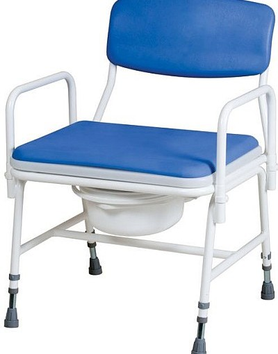 i037 Bariatric Commode