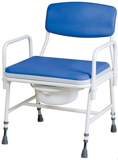 ADNEY Bariatric Commode