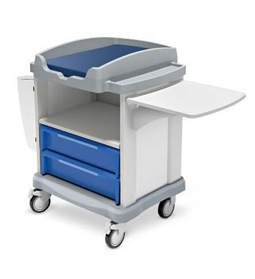 Baby Changing Cart