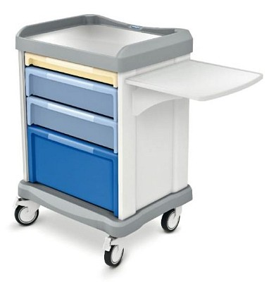 Plaster Room Cart